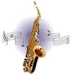 Das goldene Saxofon auf Ihrer Hochzeit